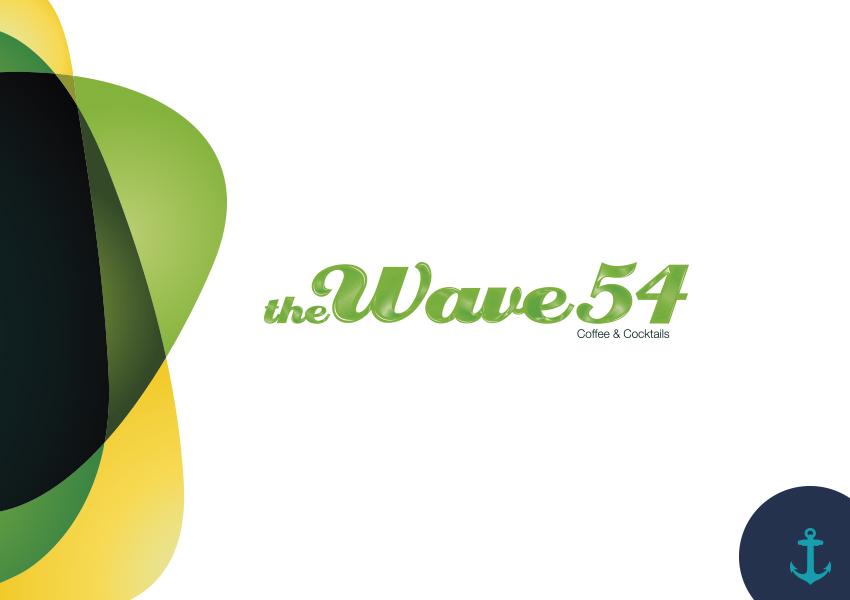 Diseño Logo Alicante The Wave 54
