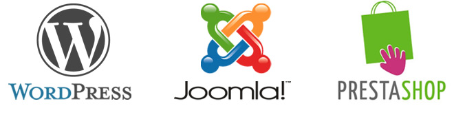 wordpress-joomla-prestashop
