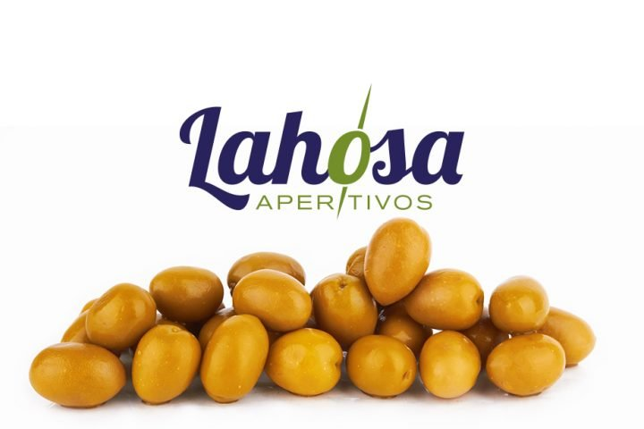 Imagen de marca logotipo Aperitivos Lahosa