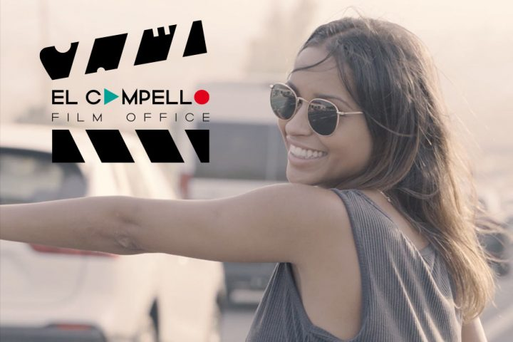 logotipo y spot para Film Office El Campello